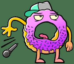 the Donut Tom sticker #10548728