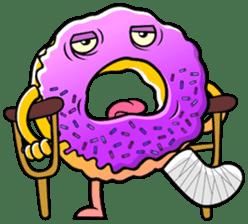 the Donut Tom sticker #10548736