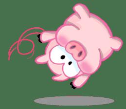 Iggy The Piggy sticker #10661851