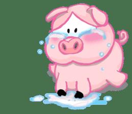 Iggy The Piggy sticker #10661858