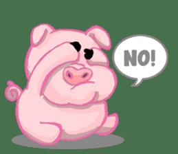 Iggy The Piggy sticker #10661866