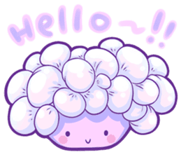 Cute Corals sticker #10809336
