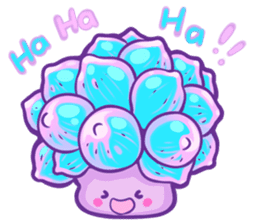 Cute Corals sticker #10809337