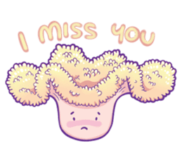 Cute Corals sticker #10809352