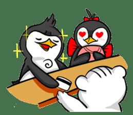 Pipo & Pipa Romantic Date sticker #11187555