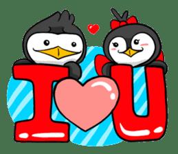 Pipo & Pipa Romantic Date sticker #11187557