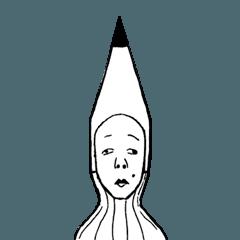 Pencilman