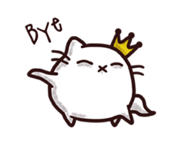 Fab Cat: Animated Life sticker #11874731