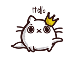 Fab Cat: Animated Life sticker #11874736