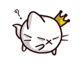 Fab Cat: Animated Life sticker #11874747