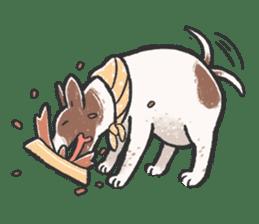 Gluta & Gollum sticker #12264261