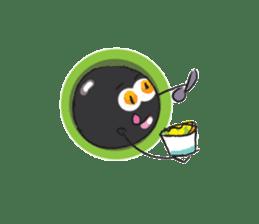 Wacky Boba & Bubble Tea sticker #12490505