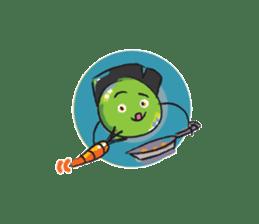 Wacky Boba & Bubble Tea sticker #12490507