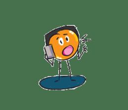 Wacky Boba & Bubble Tea sticker #12490511