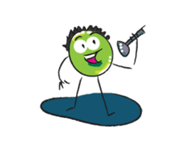Wacky Boba & Bubble Tea sticker #12490516