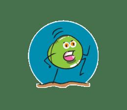 Wacky Boba & Bubble Tea sticker #12490517