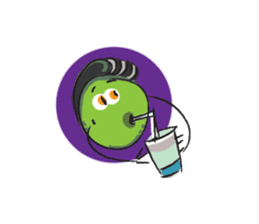 Wacky Boba & Bubble Tea sticker #12490535