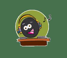 Wacky Boba & Bubble Tea sticker #12490539