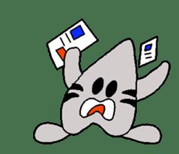 SAMEWA CUTEST MOMENT sticker #12763009
