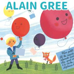 ALAIN GREE WORLD 5