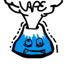 ENJOY VAPING sticker #13125861