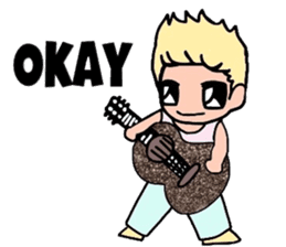 UK&IE BOY sticker #13527135
