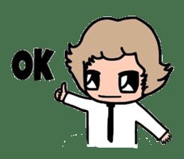 UK&IE BOY sticker #13527172