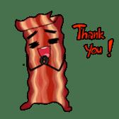 Wanna Bacon? sticker #13874079