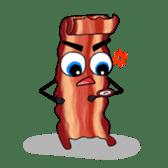 Wanna Bacon? sticker #13874097
