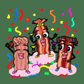 Wanna Bacon? sticker #13874113