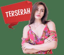 Sexy Nora Alexandra sticker #13989807