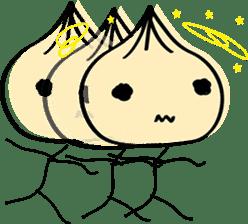 Q large bun sticker #14096895