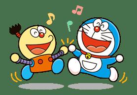Doraemon & Friends (Fujiko F. Fujio) sticker #26052