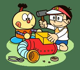 Doraemon & Friends (Fujiko F. Fujio) sticker #26054