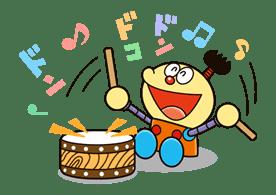 Doraemon & Friends (Fujiko F. Fujio) sticker #26055