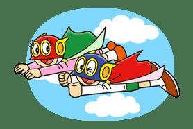 Doraemon & Friends (Fujiko F. Fujio) sticker #26062