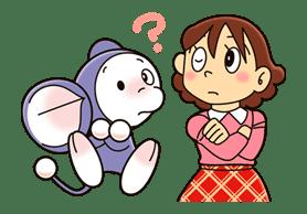 Doraemon & Friends (Fujiko F. Fujio) sticker #26069