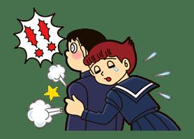 Doraemon & Friends (Fujiko F. Fujio) sticker #26070