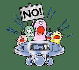 Doraemon & Friends (Fujiko F. Fujio) sticker #26085