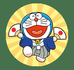 Doraemon & Friends (Fujiko F. Fujio) sticker #26087