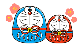 Doraemon & Friends (Fujiko F. Fujio) sticker #26088