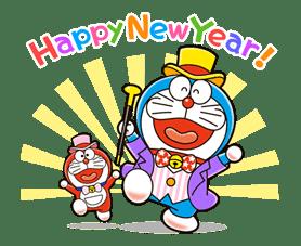Doraemon & Friends (Fujiko F. Fujio) sticker #26089