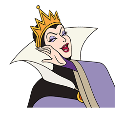 Disney Villains sticker #26560