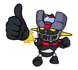 Mazinger Z sticker #30288
