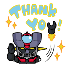 Mazinger Z sticker #30291