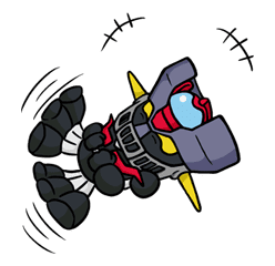 Mazinger Z sticker #30304