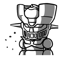 Mazinger Z sticker #30309