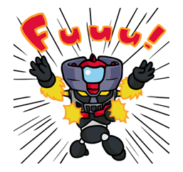 Mazinger Z sticker #30311