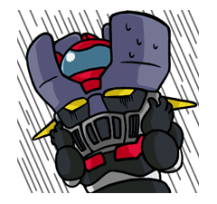 Mazinger Z sticker #30314