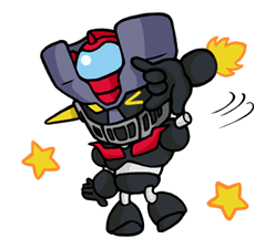 Mazinger Z sticker #30316